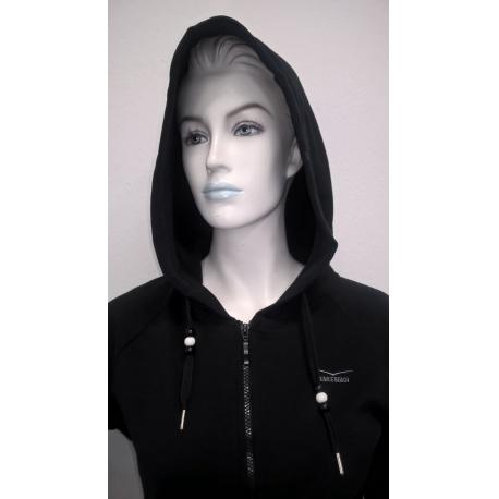Britta Hoody-Jacket vel. M 990 (black)