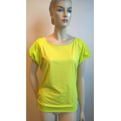 Nilda T-shirt, vel. XL 818 (lime pop)+
