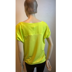 Nilda T-shirt, vel. XL 818 (lime pop)++